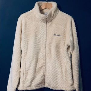 NWT Columbia Beech Forest Full Zip Fleece